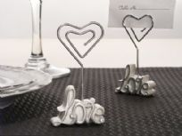 Love Place Card Holders (6)